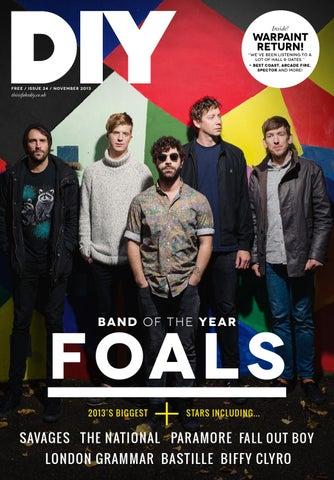 DIY, November 2013 cover