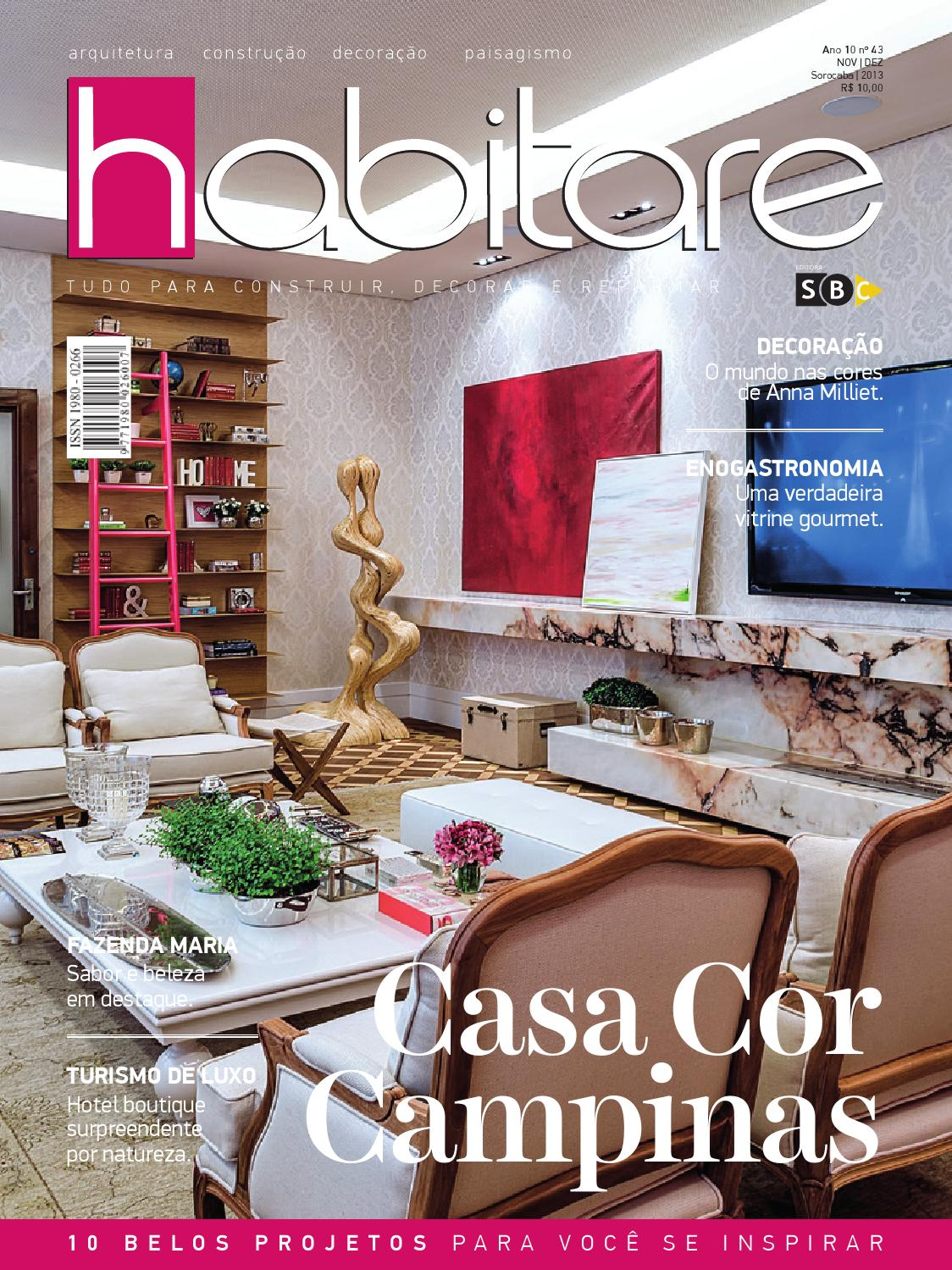 ISSUU - Revista Habitare - nº 31 by Editora SBC