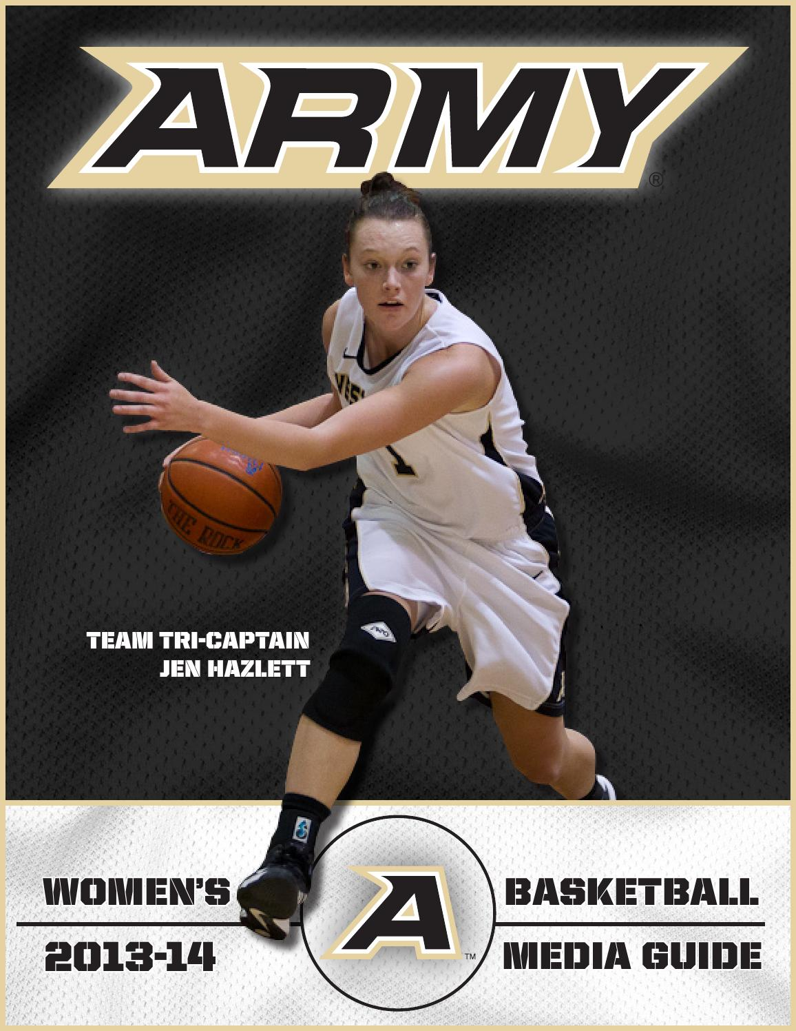 ISSUU - 2013-14 Women's Basketball Guide by Army West ...