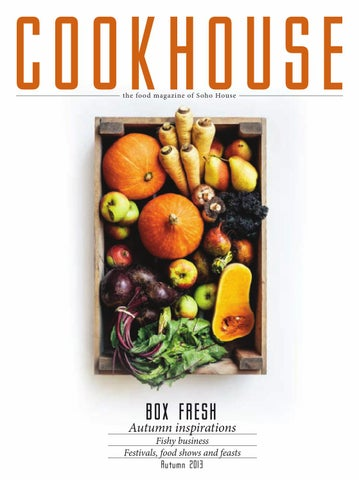 Cook House Issue 14 cover