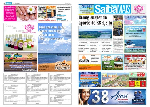 Jornal Saiba Mais (Sao Simao GO)