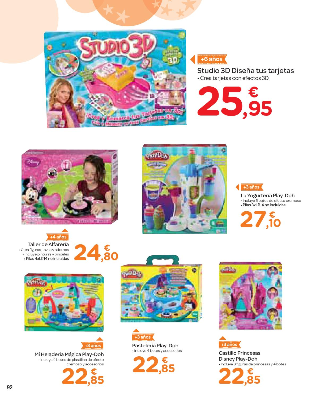 Issuu catalogo carrefour juguetes noviembre by carrefour - Folleto juguetes carrefour ...