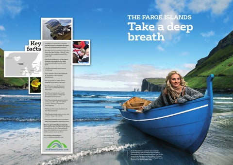 The Faroe Islands - Take a deep breath