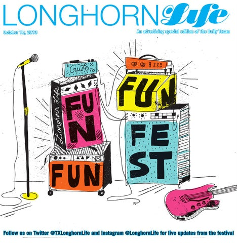 Longhorn Life Fun Fun Fun Fest Preview