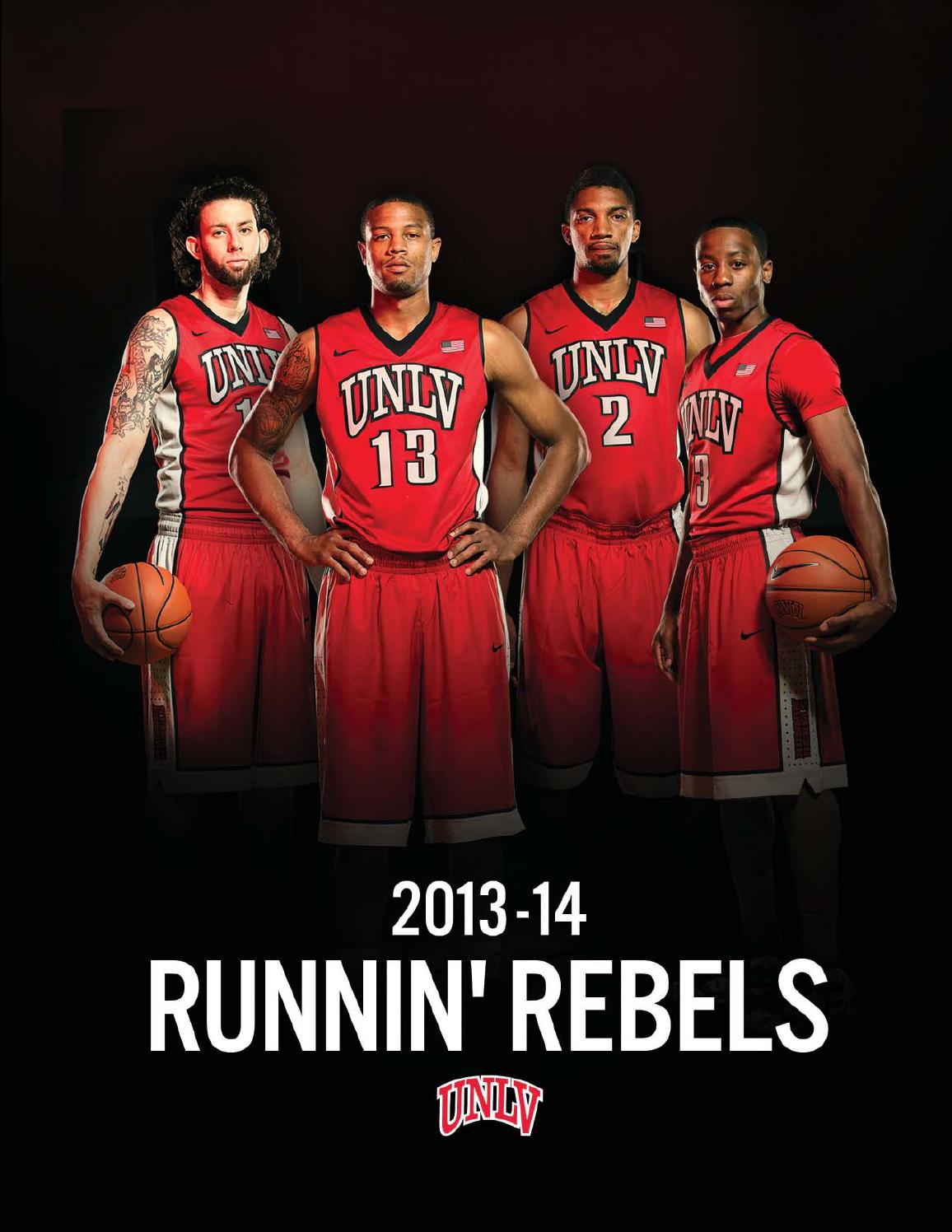 ISSUU - 2013-14 UNLV Men's Basketball Media Guide by UNLV ...