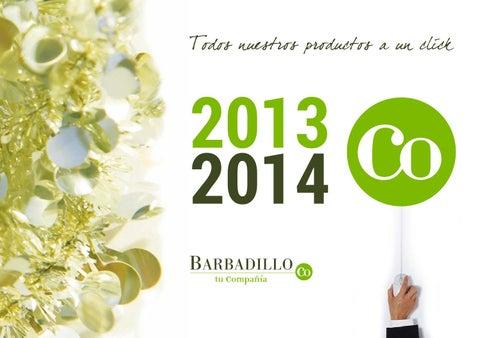 CATALOGO NAVIDAD 2013 - 2014