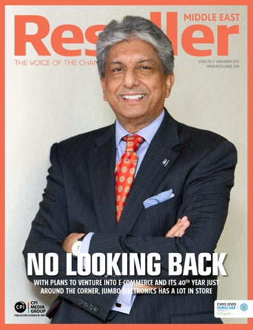 Reseller ME November 2013 Issue