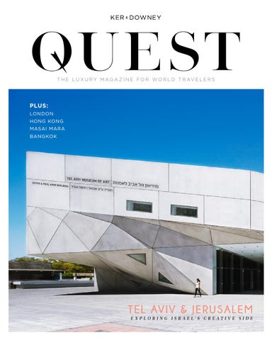 Quest Magazine Debut Issue cover