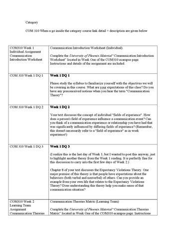 communication theories matrix university of phoenix Doctor - management: organizational leadership - information systems and technology program at university of phoenix is designed to develop communication.