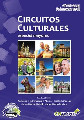 Catálogo CN Travel Circuitos Culturales