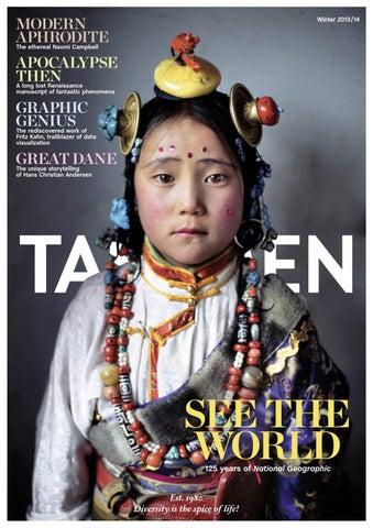TASCHEN Magazine 2013 cover