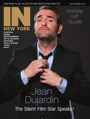 IN New York - December 2013 cover