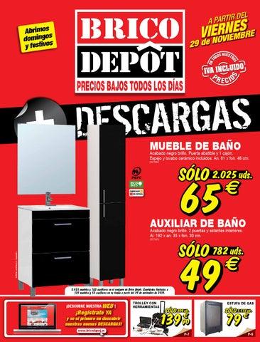Issuu catalogo brico depot by for Casetas de madera baratas para jardin brico depot