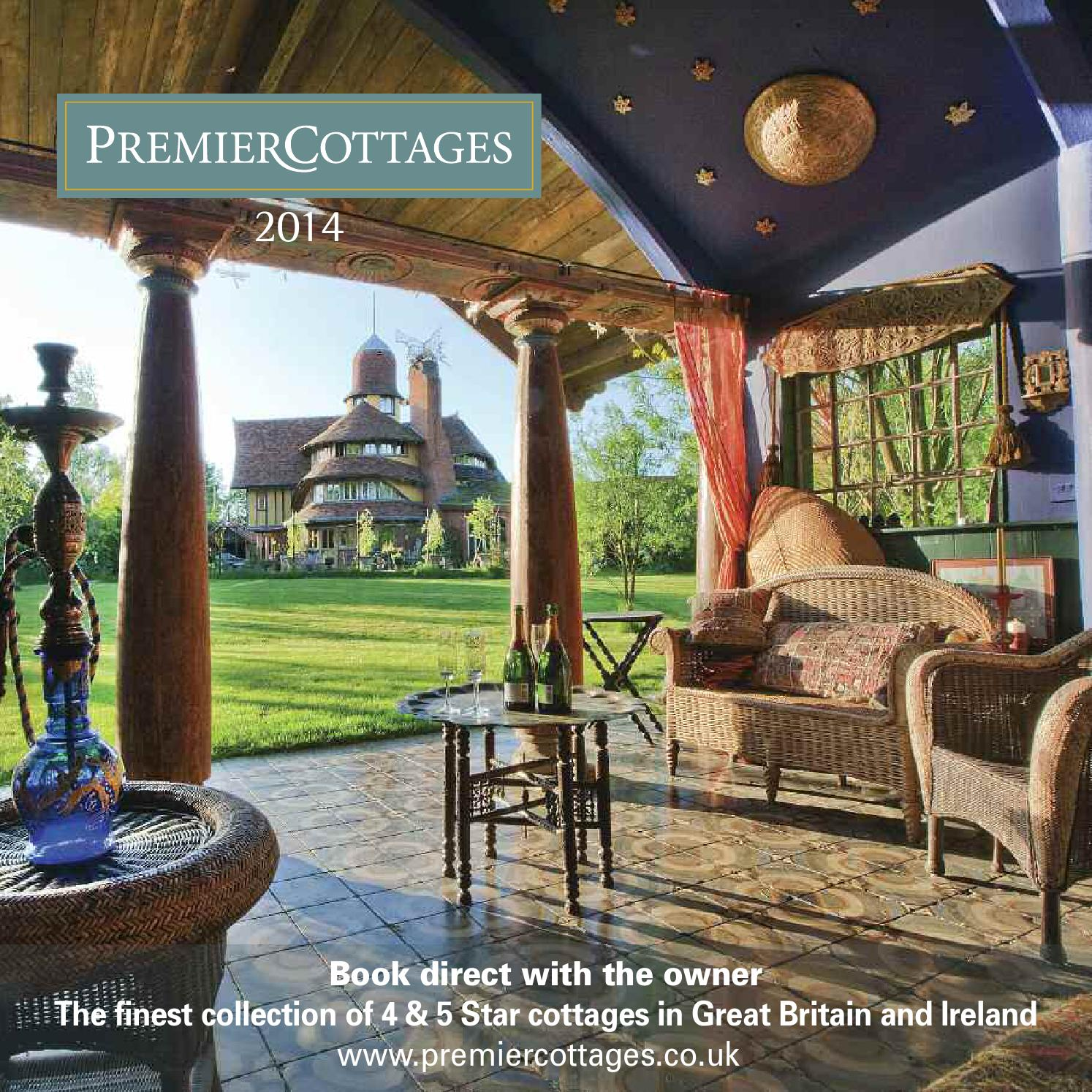 Issuu Premier Cottages Brochure 2014 By Web Admin