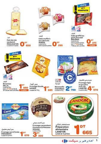 """Catalogue Carrefour Market """"Les promos"""""""