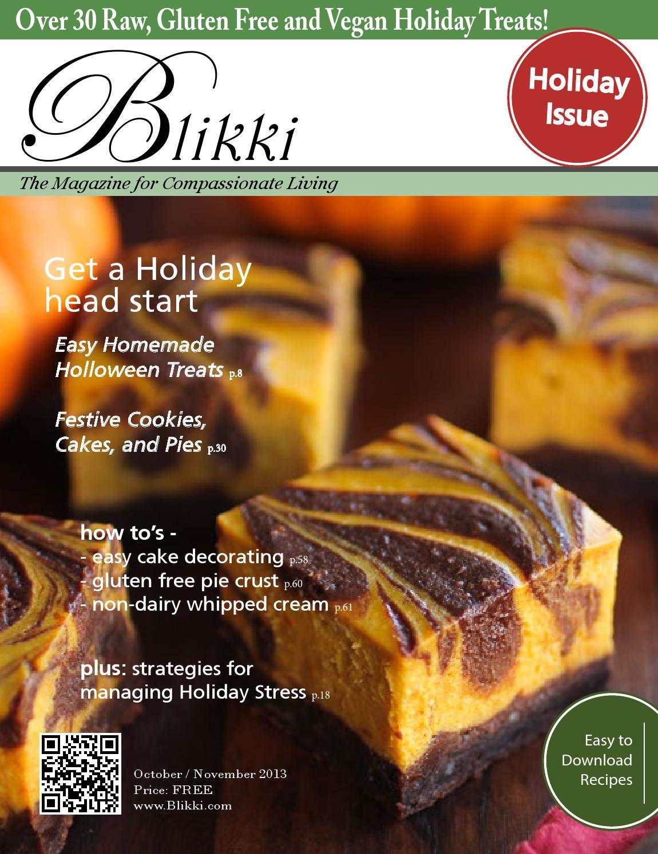 Blikki Magazine - Holiday Issue 2013 No. 6 by Blikki - issuu