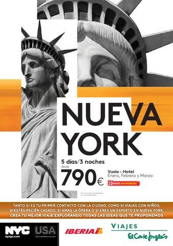Catálogo NY El Corte Inglés