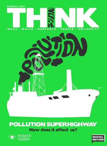 Think — Issue 07 cover