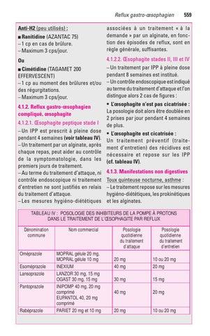 ISSUU - Diagnostics & thérapeutique 6e édition by Groupe