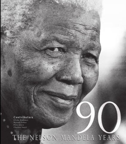 90 Years Mandela cover