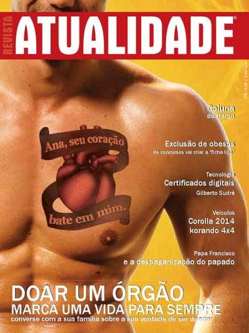 17 Edição - Revista Atualidade