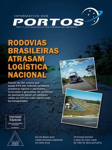 Revista Informativo dos Portos 171