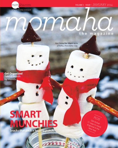 Momaha Magazine - January 2014