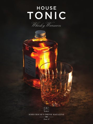 House Tonic Issue 12 cover