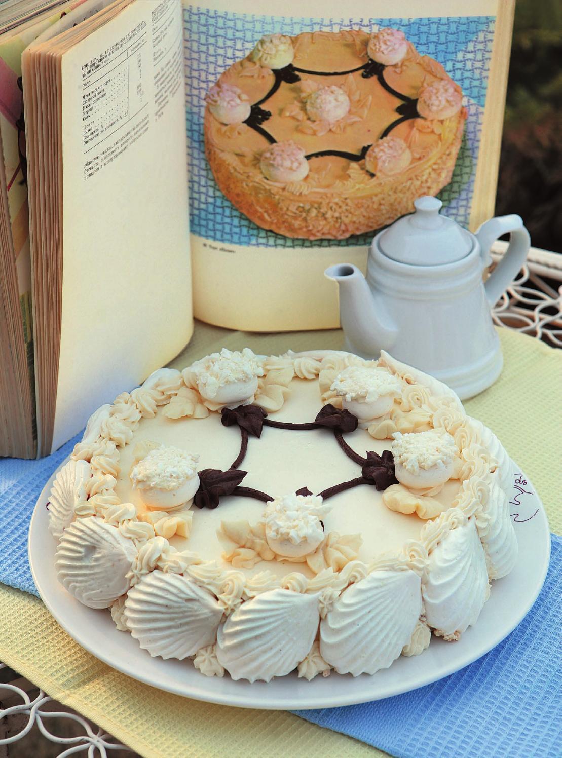 Торт золушка рецепт пошагово