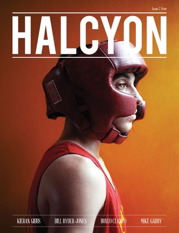 Halcyon Issue 7 cover