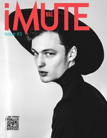 iMute Magazine - Issue No.5 cover