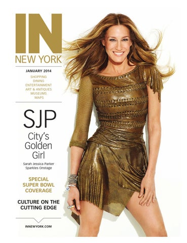 IN New York - January 2014 cover