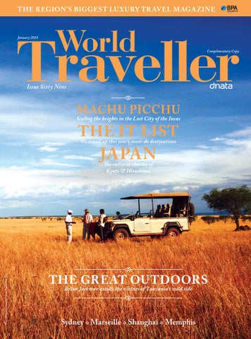 World Traveller Jan'14 cover