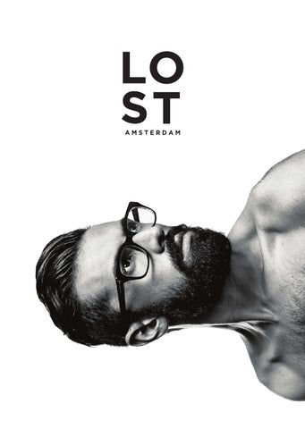 LOST Amsterdam Issue #2 cover