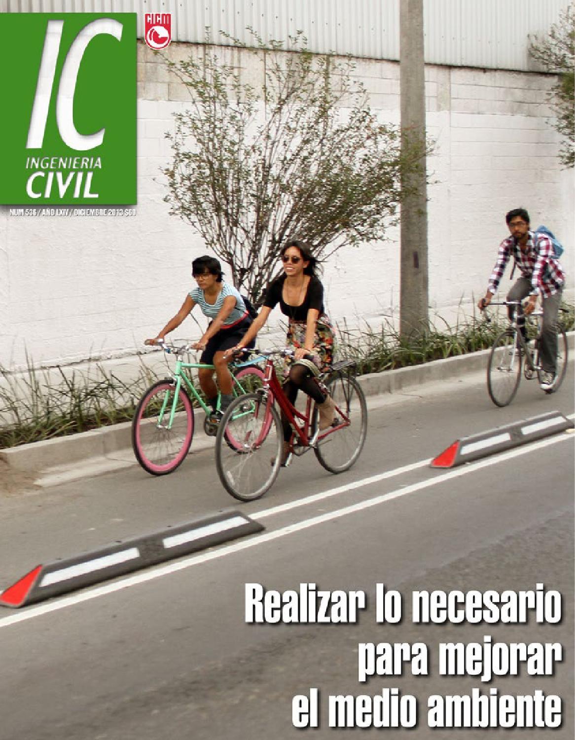 ISSUU - Revista Ingeniería Civil IC 536 diciembre 2013 by Helios ...