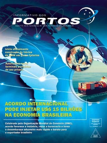 Revista Informativo dos Portos 172
