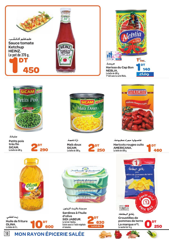 Catalogue Carrefour Market Tunisie