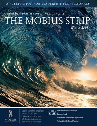 The Mobius Strip | Winter 2014