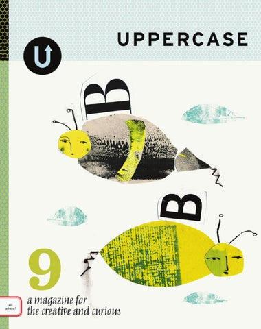 UPPERCASE #9 cover