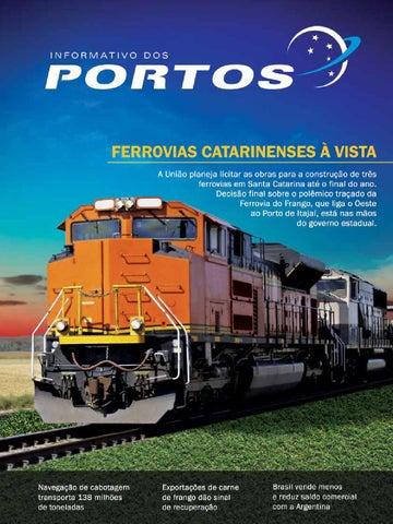 Revista Informativo dos Portos 163