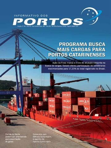 Revista Informativo dos Portos 164
