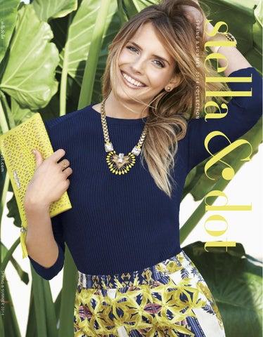 US Spring 2014 Stella & Dot Lookbook - links