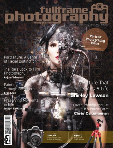 FULLFRAME ISSUE 13 PORTRAIT PHOTOGRAPHY