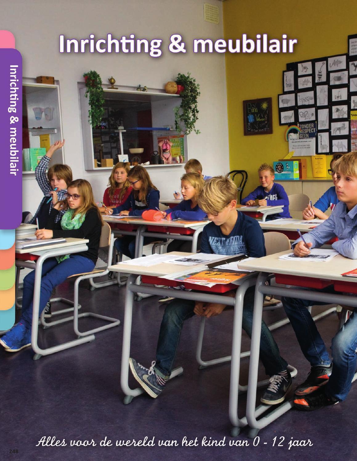 Issuu kg rolf catalogus basisonderwijs inrichting for Meubilair basisonderwijs