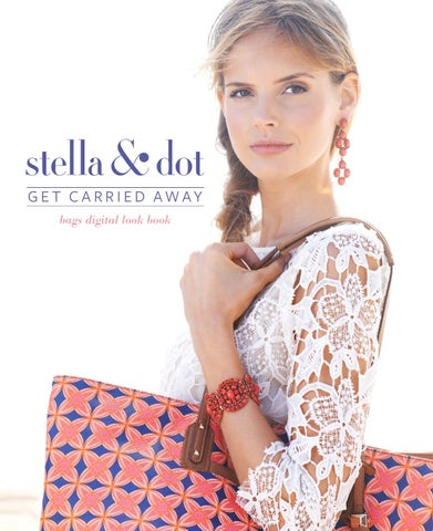 US Spring 2014 Digital Bag Lookbook Stella & Dot