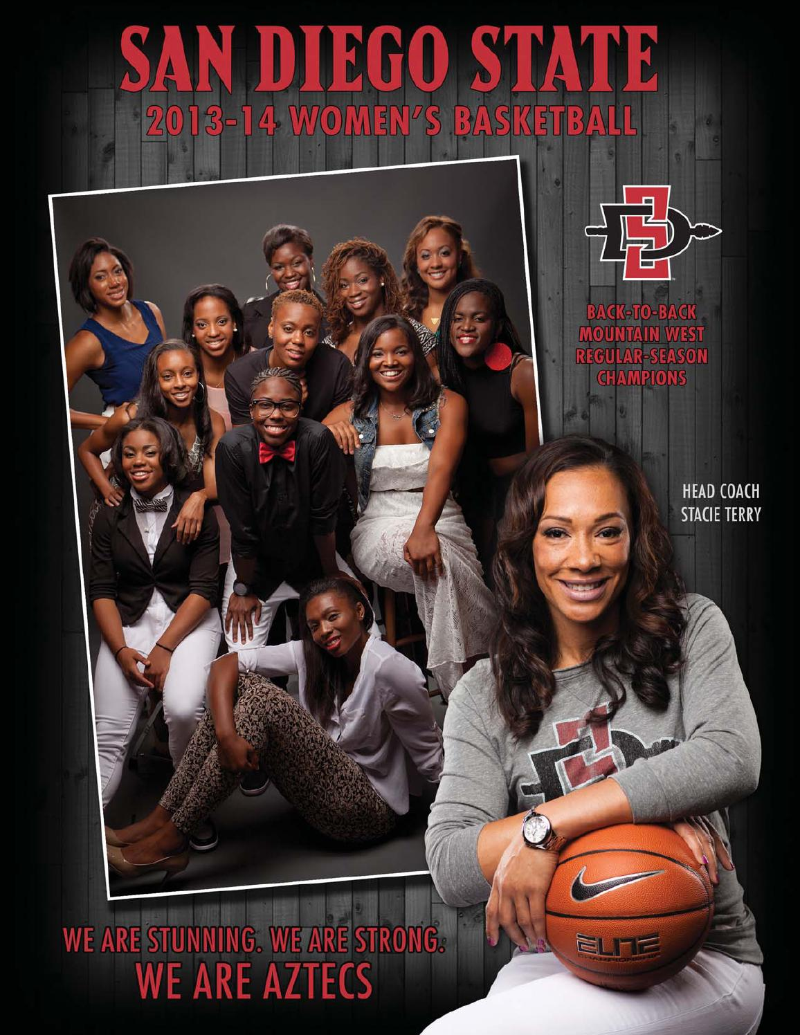 ISSUU - 2013-14 San Diego State Women's Basketball Media ...