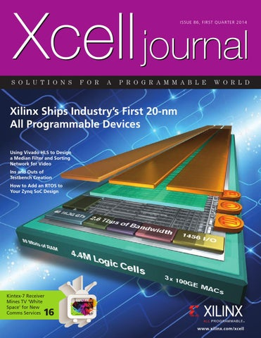 FPGA ASIC SoC VLSI Verilog - Magazine cover