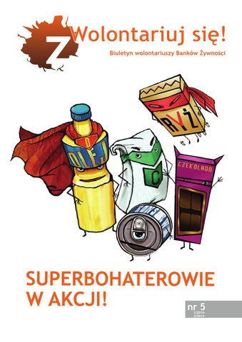 Superbohaterowie w akcji