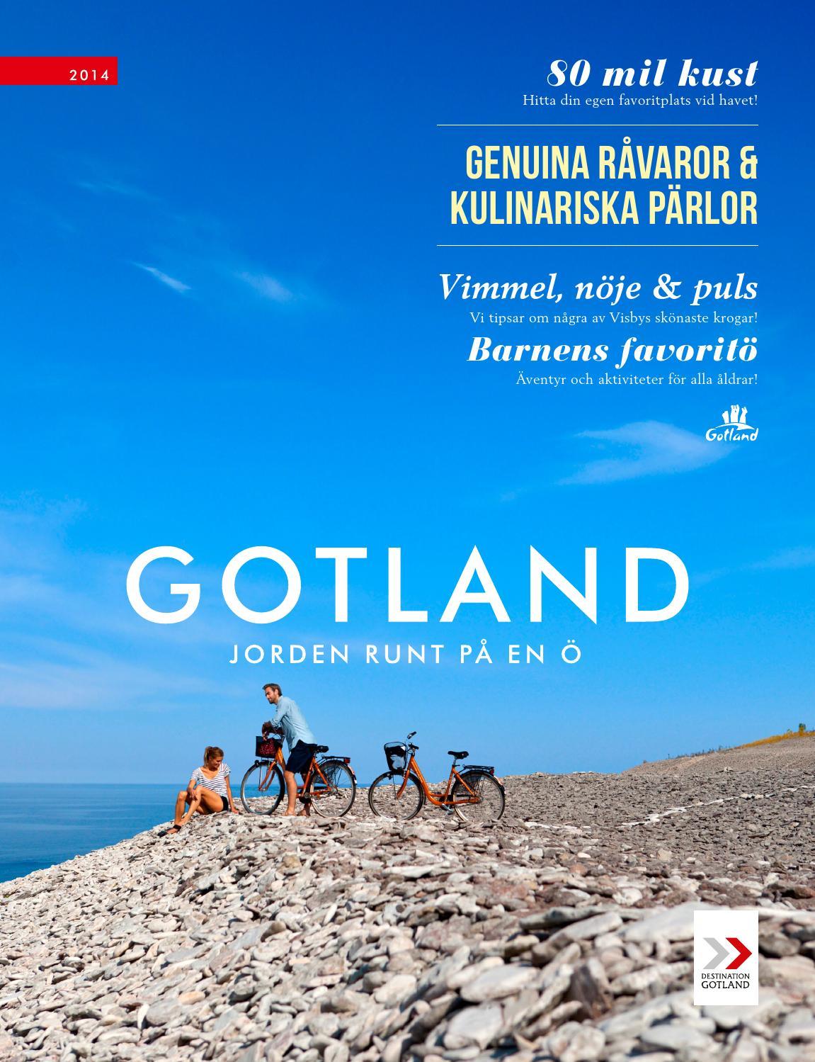 ISSUU - Gotland 2014 by Glory Days Media
