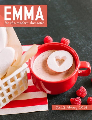 Emma Magazine - February Issue cover